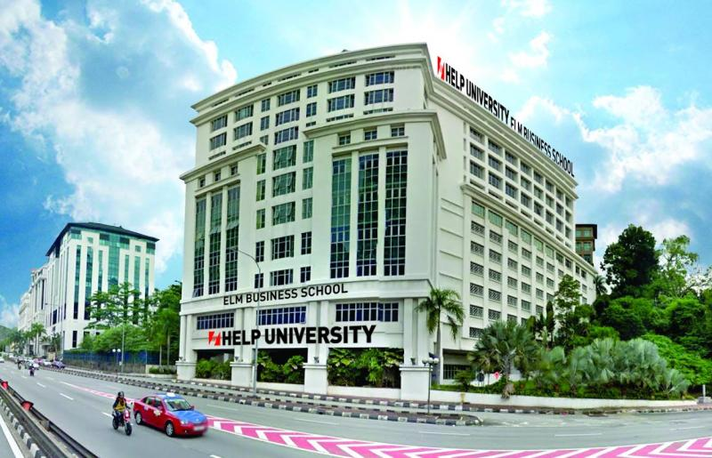 HELP University (Damansara Heights)