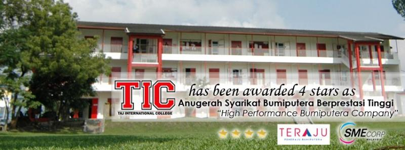 TAJ International College